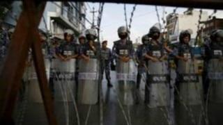 Madhesi protesters 'lathicharged' at India-Nepal border