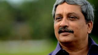 Government trying to reduce defence procurement process: Manohar Parrikar