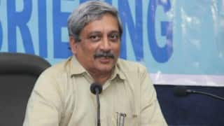 BJP will soon project CM candidate for Uttar Pradesh polls: Manohar Parrikar