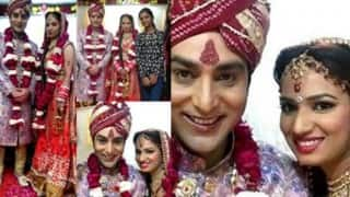 Praneet Bhatt married to Kanchan Sharma: Ex Bigg Boss contestant ties knot with girlfriend in private wedding ceremony