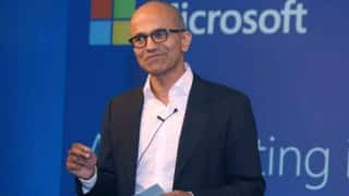 Microsoft CEO Satya Nadella to visit Mumbai on November 5