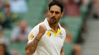 Darren Lehmann, Steve Smith wanted Mitchell Johnson to play on