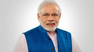 Prime Minister Narendra Modi arrives in Malaysia to huge welcome