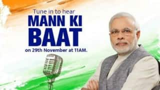 Live Streaming of Narendra Modi Mann Ki Baat: Listen PM Modi's speech live on All India Radio (AIR) today at 11.00 am IST