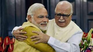 Lal Krishna Advani praises Narendra Modi government's 2 year rule
