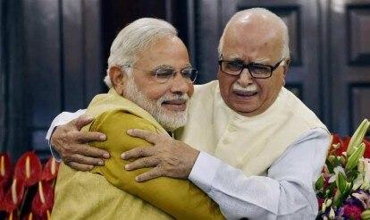 L K Advani puts aside Bihar debacle, lavishes praise on PM Narendra Modi