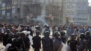 Mathura violence: Prime accused arrested