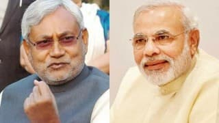 Bihar Assembly Elections 2015: Narendra Modi congratulates Nitish Kumar after results favour Grand Alliance