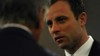 Oscar Pistorius family condemns claims he beat girlfriend with bat