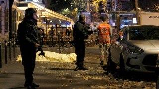Paris terror attacks: Syrian passport found close to the body of suicide bomber near Paris stadium