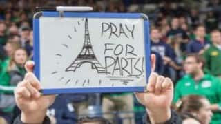 France-Germany soccer friendly marred by deadly Paris attacks