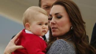 Princess Kate Middleton reveals Charlotte gelling-up well with noisy Prince George