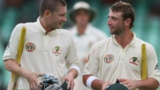Australia remembers Phillip Hughes on anniversary of death