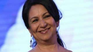 My surname opened many doors for me: Sharmila Tagore