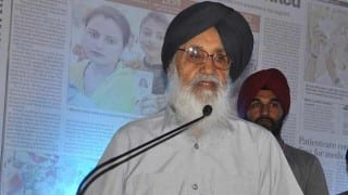 Amarinder Sing's dream of becoming CM will never be fulfilled: Parkash Singh Badal