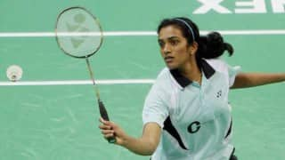 बैडमिंटन : चीन ओपन में सायना, सिंधु की विजयी शुरुआत
