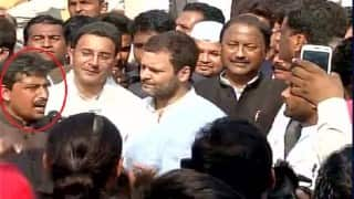 Imran Masood, man who threatened to chop Narendra Modi, welcomed Rahul Gandhi on 'padyatra' in UP