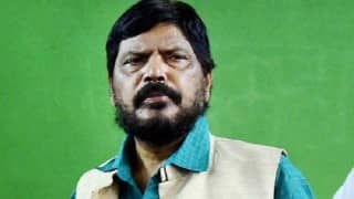 BJP ally Ramdas Athawale hits out at cow vigilantes, asks Mayawati why she is still a Hindu