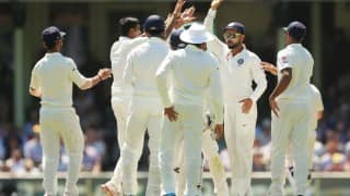 Spinners script emphatic 108-run win for India