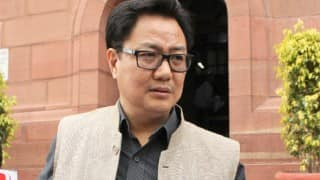 South Indian Muslims more attracted to ISIS than North Indian Muslims, says Kiren Rijiju