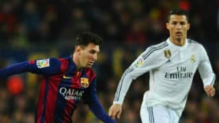Cristiano Ronaldo, Lionel Messi named in UEFA's Team of the Year shortlist