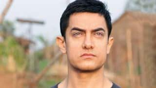 Aamir Khan collapses during 'Dangal' shoot