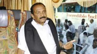 MDMK founder Vaiko's mother passes away