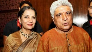Shabana Azmi is in ICU But There is Nothing to Worry About, Says Javed Akhtar