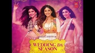 Wedding Da Season song: Dance with Shilpa Shetty to this rocking Punjabi-Marathi dance number!