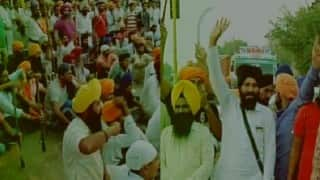 Several Sikh leaders detained ahead of march to Akal Takht
