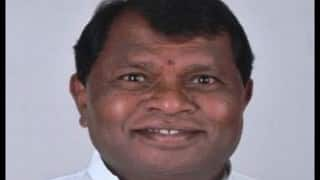Warangal: Former Congress MP Sircilla Rajaiah arrested along with son, wife after burnt bodies were found at his home