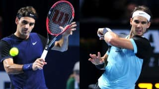 Roger Federer vs Rafael Nadal, Swiss Indoors Basel 2015 Final: Free Live Streaming & Telecast of Tennis Match