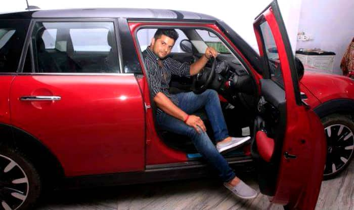 Suresh Raina Car Collection Images Galleries With A Bite