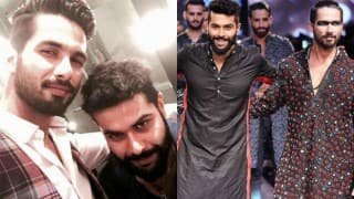 Shahid Kapoor's wedding outfit designed by friend cum designer Kunal Rawal is in demand!