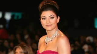 Sushmita Sen continues to rule the ramp