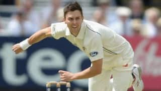 Injured Trent Boult doubtful for historic day-night Test