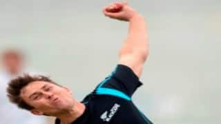 Boult on track to play Pink Ball Test against Australia