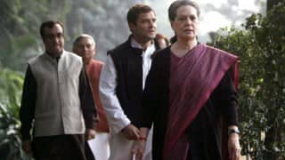Sonia Gandhi's Congress march against intolerance is an insult to people's mandate: BJP