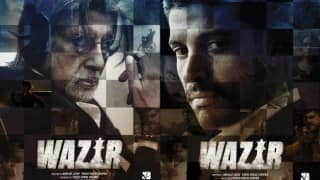 'Wazir' to release on January 8, trailer attached to 'Spectre'