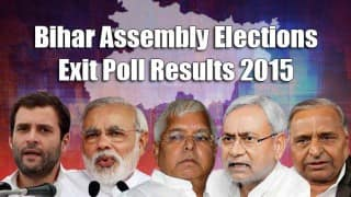 Grand Alliance victory proves quite a few exit polls wrong
