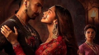 Bajirao Mastani movie review: Ranveer Singh, Deepika Padukone and Priyanka Chopra sparkle in Sanjay Leela Bhansali's visual treat!