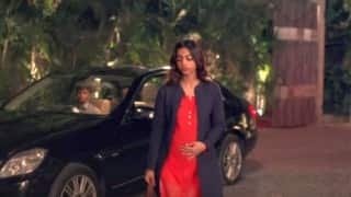 Radhika Apte shows how pregnancy is not a