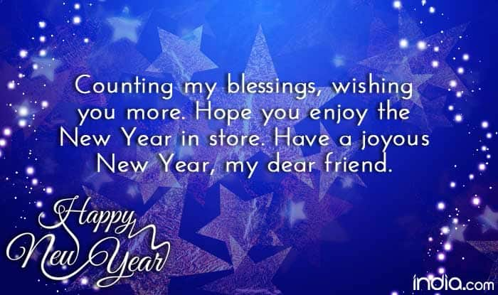 Happy New Year 2016 Quotes: Best New Year SMS, WhatsApp