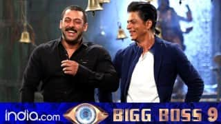 Bigg Boss 9: Will Salman Khan and Shah Rukh Khan's onscreen reunion increase the controversial show's TRP?