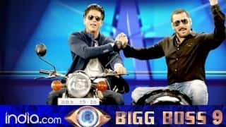 Should Salman Khan and Shah Rukh Khan think of working together once again in films after Bigg Boss 9?
