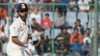 SA 72/2 at Stumps (Target 481) | India vs South Africa 4th Test 2015 Day 4 Live Cricket Score Updates: IND vs SA in 72 Overs