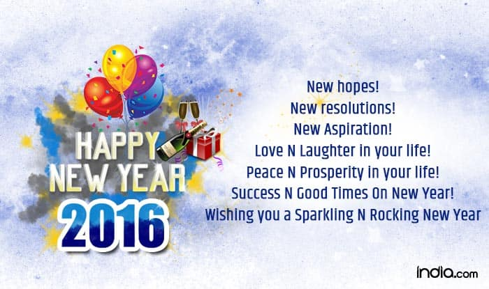 happy new year 2016 10