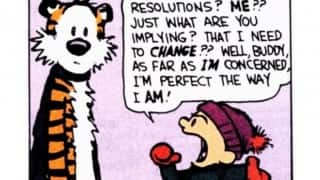 #2DaysTo2016: 9 Funny New Year Resolutions every office-goer must make this 2016!