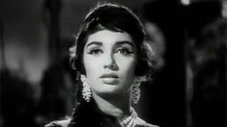 Veteran actress Sadhana Shivdasani cremated; B-Town bids adieu