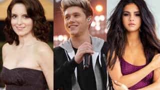 Niall Horan wants to marry Selena Gomez, sleep with Tina Fey!